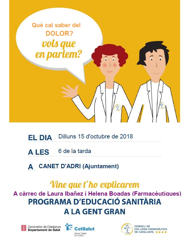 CARTELL DOLOR