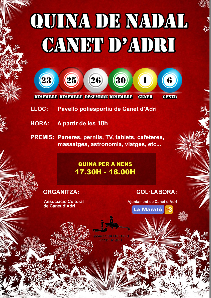 Cartell Quina