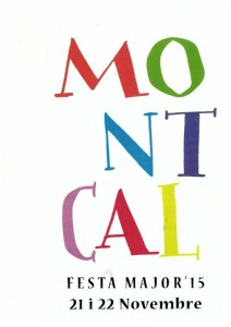 Festa Major Montcal 2015